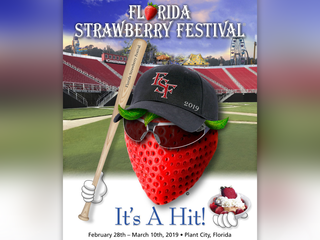 2019 Strawberry Festival lineup announced