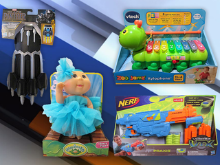Photos: 10 'worst toys' for 2018 holiday season