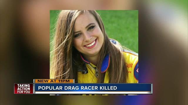 24-year-old drag racer killed in crash during exhibition run at Sebring…