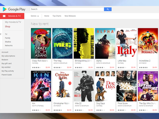 Google Play movies are only $1 on Thanksgiving