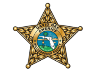 Hillsborough Sheriff star logo