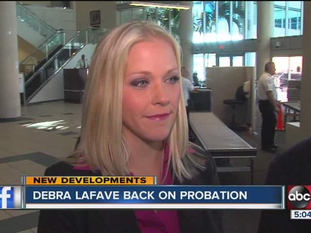 Judge puts Debra LaFave back on probation - abcactionnews ...