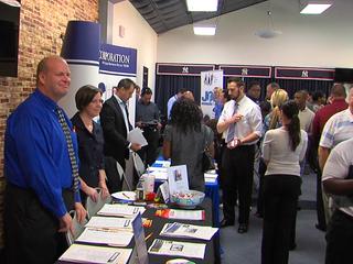Over 400 jobs available at Wednesday's job fair