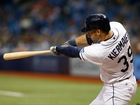 Rays' Kiermaier out 2-3 months with thumb injury
