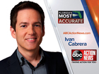 Ivan Cabrera Joins the ABC Action Weather Team