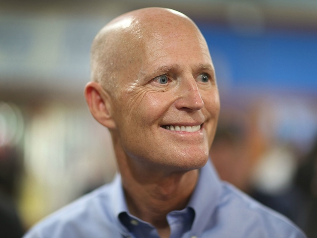 Gov. Scott plans 'major announcement' Monday