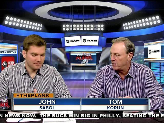 The Plank, week 11, part 4 | Tampa Bay Buccaneers vs. Philadelphia Eagles