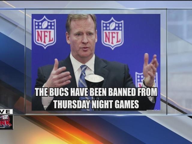 The Plank, week 15, part 2 | Tampa Bay Buccaneers vs. St. Louis Rams