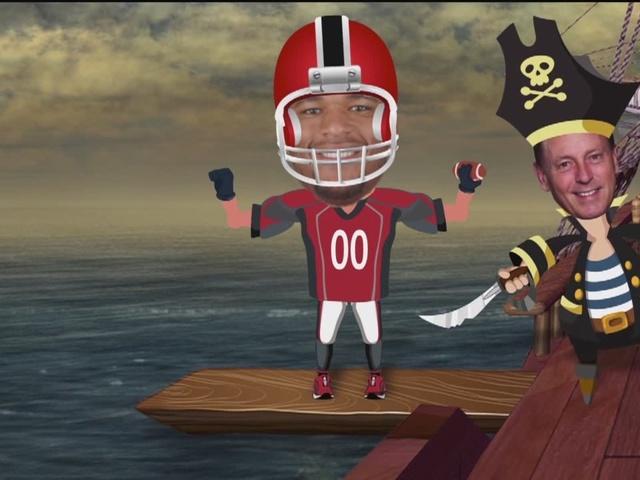 The Plank, week 15, part 4 | Tampa Bay Buccaneers vs. St. Louis Rams