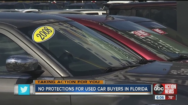 Nearly 20 States Offer Consumers Used Car Lemon Law Protection But