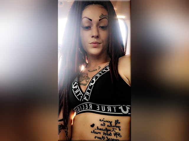 Schön The Sheriffu0027s Office Said The Babyu0027s Mother, Linda Exline Is A Known Gang  Associate, Who Had Another Of Her Children Taken Into Protective Custody  Before.