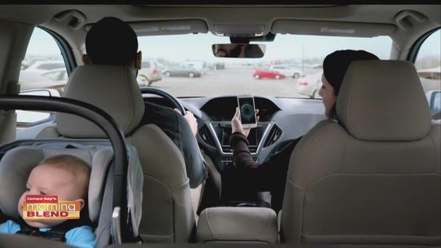 Self Installing Car Seats