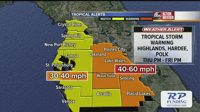 Hurricane Matthew Closures And Alerts Abcactionnews Com