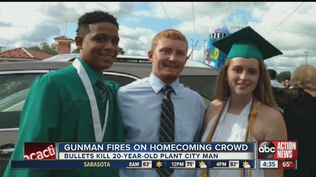 Shooting Near FAMU Kills 20 Year Old Plant City Man
