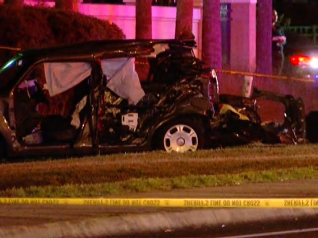 car crash tampa	  115.6 MPH Snap posted by girlfriend of driver that caused fatal ...