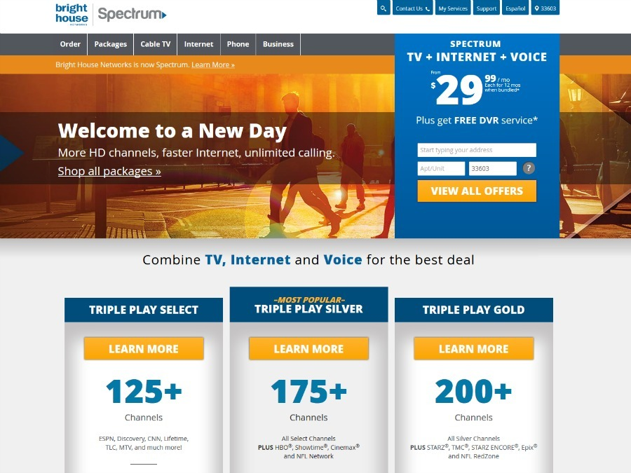 Some Bright House customers concerned about Spectrum