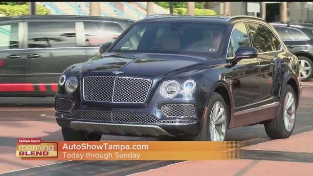 Tampa Bay International Auto Show Abcactionnewscom WFTSTV - Tampa car show