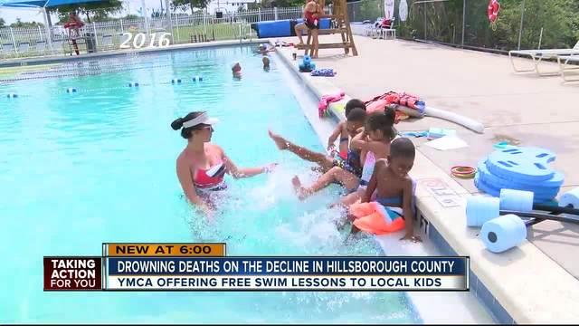 Tampa YMCA offering free swim lessons during spring break ...