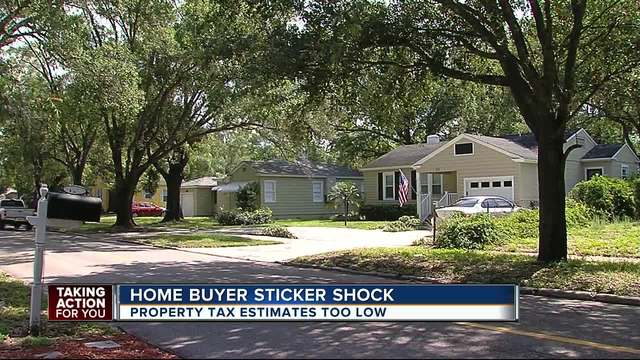 Homeowners suffer sticker shock after the move in ...