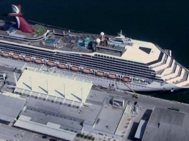 USCG Searching For Yearold Carnival Victory Cruise Ship - Cruise ship drowning
