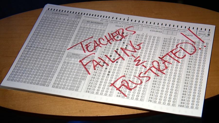 Florida Teachers failing & frustrated: teacher test scores not ...
