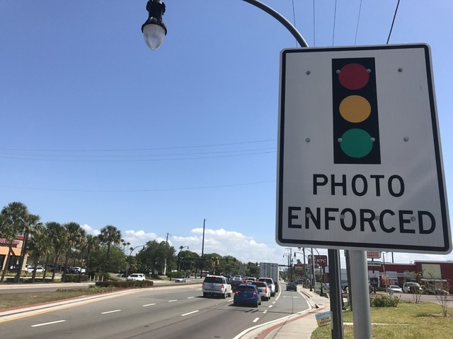 High Quality The Florida Senate Could Vote To Ban Right Light Cameras Across Florida.  The House Already Passed Their Companion Bill. Nice Ideas