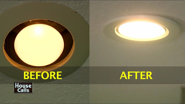 house calls with james tully converting your can or recessed lights