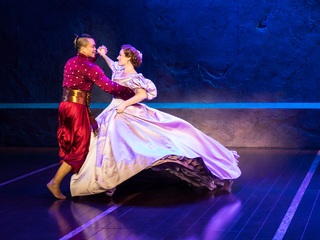 'The King and I' & Safety Harbor Resort & Spa