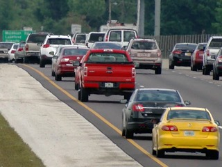 Vets Expressway express lanes open this weekend