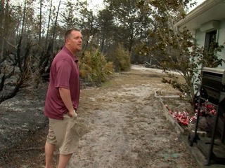 Residents return to homes in Polk County