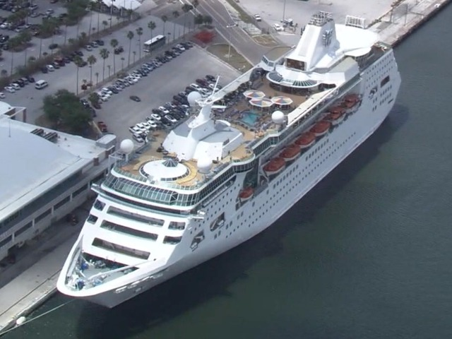 Port Tampa Bays First Tampa To Cuba Cruise Set Sail On Sunday - Empress of the seas cruise ship