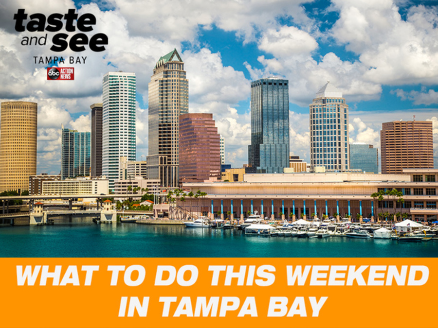fun things to do in tampa bay this weekend may 12 14 wfts tv. Black Bedroom Furniture Sets. Home Design Ideas
