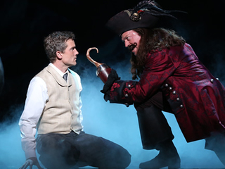 'Finding Neverland' at the Straz
