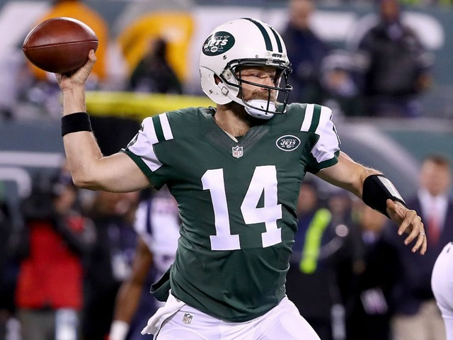 ... Tampa Bay Buccaneers sign former N.Y. Jets quarterback Ryan Fitzpatrick  as Jameis Winstons backup ... a37425bc3
