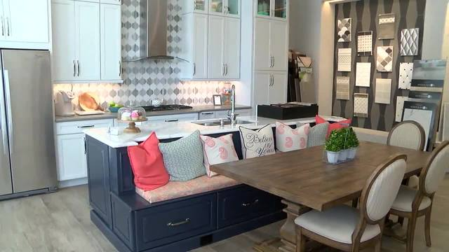 HomePros- Gulf Tile - Cabinetry explains how to begin your kitchen…