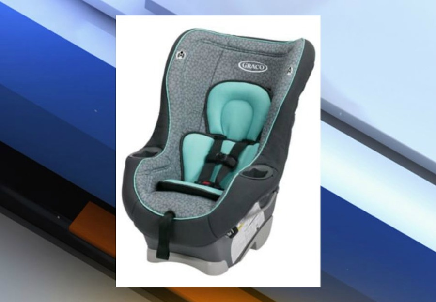 Graco recalls more than 25,000 convertible child car seats ...