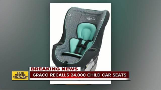 Abc News Graco Car Seat Recall