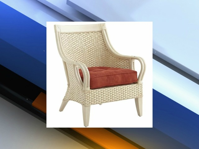 Pier 1 Imports Recalls Wicker Furniture