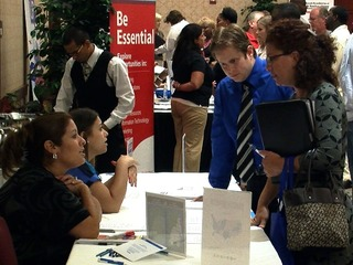 Large job fair in St. Petersburg on Tuesday