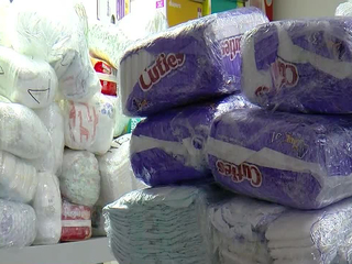 Tampa Bay families struggling to afford diapers