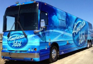 American Idol open auditions at Disney World