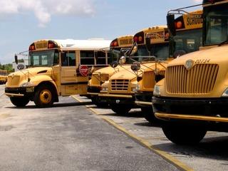 School bus driver shortage causes delays in Polk