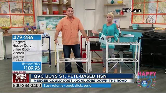 Home Shopping Network sold to main competitor QVC - abcactionnews ...