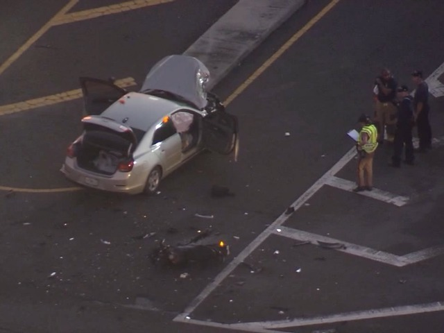 Fatal Motorcycle Crash Closes Northbound Lanes Of 301 In Hillsborough County