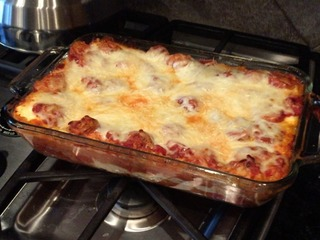 Dinner on a budget: Tasty meatball lasagna