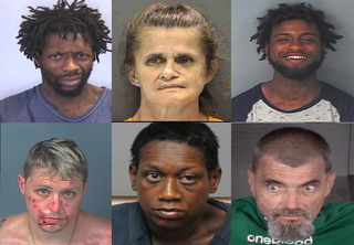 NEW: Check out 100+ mug shots from Tampa Bay