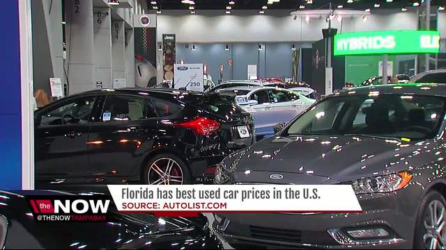 Place That Buy Cars >> Florida Is Cheapest Place To Buy Used Cars In U S Study Says