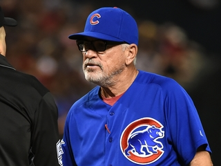 Cubs win 2-1 in Joe Maddon's return to the Trop
