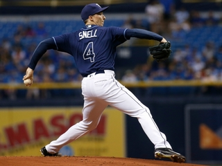 Rays, Snell end Cubs' 7-game winning streak