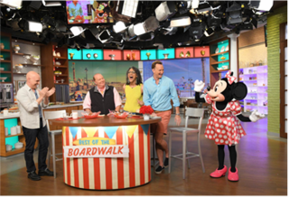 See the Chew at EPCOT!